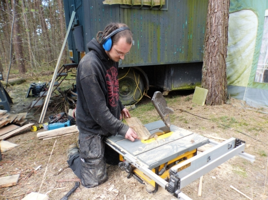 FOG in actie - Faramir maakt shingles