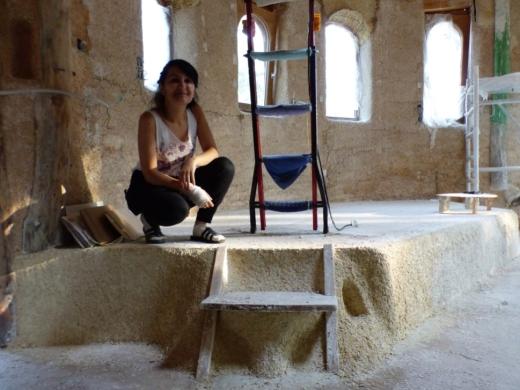 f07 - ROBUR - Suzana en haar trapjeswerk
