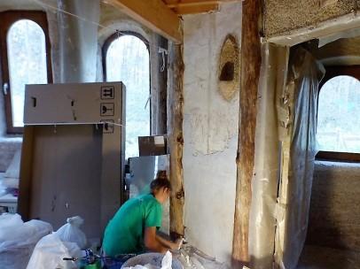 f103a - pleisterwerk leefruimte
