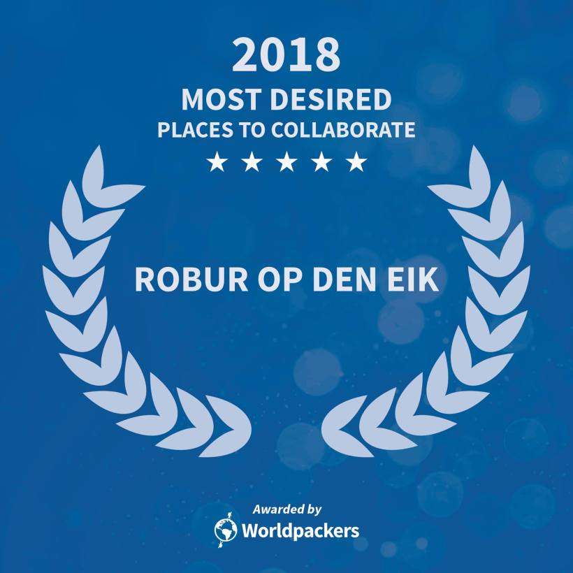 2018 worldpackers award